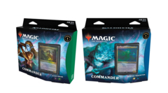 Kaldheim BOTH Commander Decks