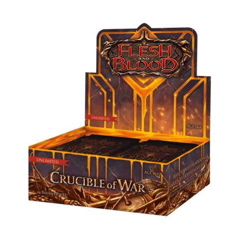 Crucible of War Unlimited Booster Box