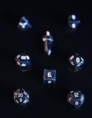 Blue Sandstone - 7pcs & Pendant