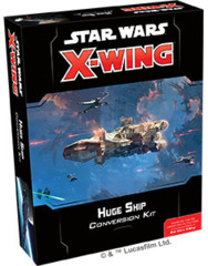 (Preorder) Star Wars X-Wing 2nd Edition Huge Ship Conversion Kit