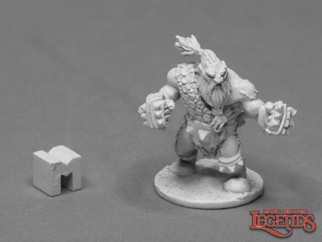 07027 Brother Hammond *Special* REAPER MINIATURES DUNGEON DWELLERS