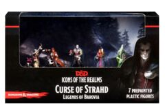D&D Icons of the Realms Premium Box Set 1 Curse of Strahd Legends of Barovia