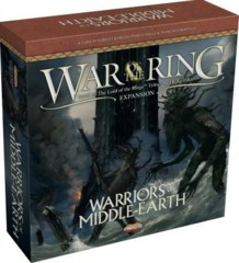 War of the Ring 2nd Edition Warriors of Middle Earth