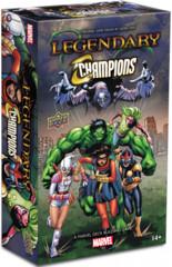 Marvel Legendary DBG - Champions Expansion