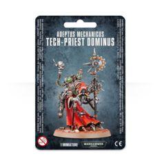 Adeptus Mechanicus Tech-Priest Dominus 59-18
