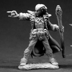 03321: Damien, Hellborn Wizard