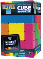 Tetris Brainteaser Cube