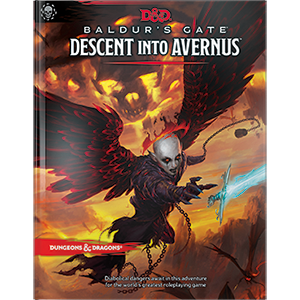(PREORDER) D&D Baldurs Gate Descent Into Avernus