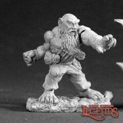 Burl Oakfist, Dwarf Monk 03044