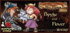 Red Dragon Inn Allies - Spyke and Flower