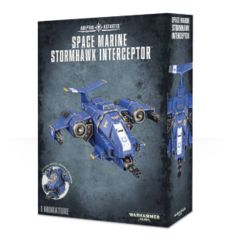 Space Marine Stormhawk Interceptor 48-42