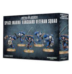 Space Marine Vanguard Veteran Squad 48-18