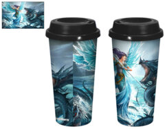 The Aquatic Angel 20 oz Tumbler
