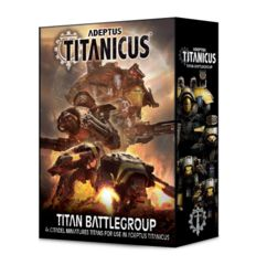 Adeptus Titanicus: Titan Battlegroup 400-20
