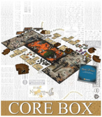 Harry Potter Miniatures Adventure Game Core Box