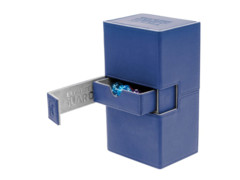 Ultimate Guard Twin Flip'n'Tray - TWIN FLIP'n'TRAY DECK CASE 160+ Blue