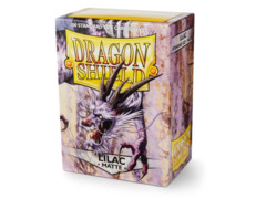 Dragon Shield - Box 100 - Pastel Lilac