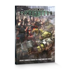 Shadow War Armageddon Rulebook