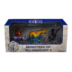 Critical Role Monsters of Wildemount Prepainted Miniatures Box Set 2