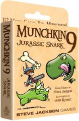 Munchkin 9 Jurassic Snark