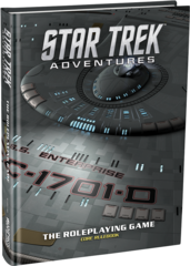 Star Trek Adventures Core Rulebook Collectors Edition