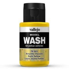 76503 Model Wash Dark Yellow 35 ml Acrylic Paint