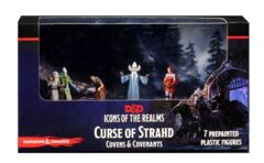 D&D Icons of the Realms Premium Box Set 2 Curse of Strahd Covens & Covenants