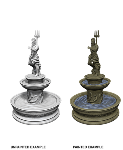 WizKids Deep Cuts Fountain