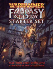 arhammer Fantasy Roleplay 4th Edition Starter Set