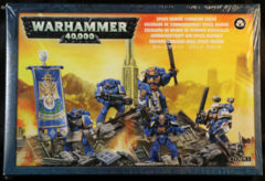 Space Marine Command Squad 48-17