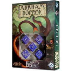 Arkham Horror Blessed Dice Set