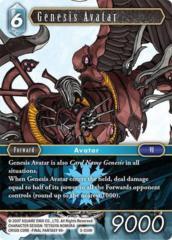 Genesis Avatar - 3-034H