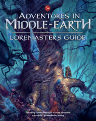 Adventures in Middle Earth Loremasters Guide