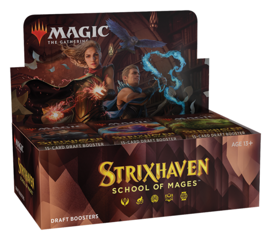 Strixhaven Draft Booster Box *Second WAve