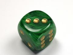 Vortex® 30mm w/pips Green/gold d6