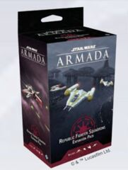 (PREORDER) Star Wars Armada Republic Fighter Squadrons Expansion Pack
