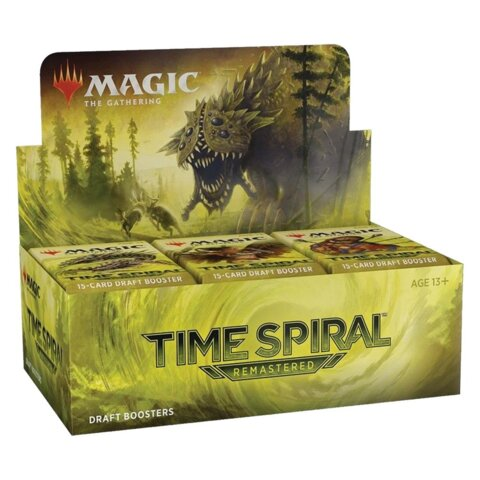 Time Spiral: Remastered Booster Box