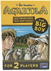 Agricola:  All Creatures Big and Small