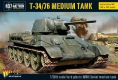 Bolt Action T-34/76 Medium Tank