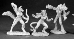 Classics: Female Lycanthropes 03495