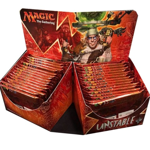 Unstable Booster Box