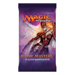 Iconic Masters Booster Pack - English