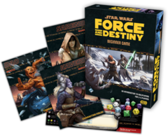 Star Wars Force and Destiny Beginner