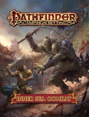 Pathfinder Campaign Setting Inner Sea Combat