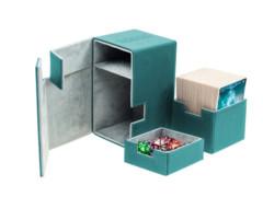 Flip n Tray Deck Case 100+ Standard Size XenoSkin Petrol