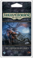 Arkham Horror LCG The Labyrinths of Lunacy