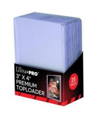 TOPLOADER - 3x4 - Super Clear Premium (PK 25)