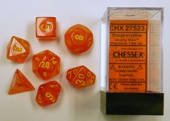 7 Die Set Ghostly Glow Orange/Yellow 27523