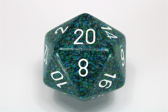 Speckled 34mm Sea™ d20 XS2037