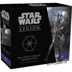 (PREORDER) Star Wars Legion BX-series Droid Commandos Unit Expansion